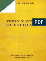 Juan Gelman - Violín y otras cuestiones.pdf