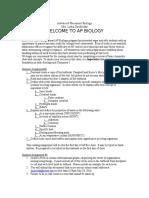 ap biology summer reading 2016