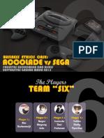 BE Accolade vs Sega Final