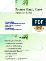 BE Gas or Grouse Study Case - FINAL