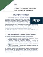 Situation Secteur transport maroc