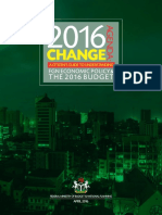 Citizen's Guide to Understanding Budget 2016