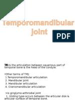 TMJ, Maxillary Sinus