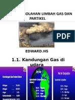 Bab II Pengolahan Limbah Gas Dan Partikel