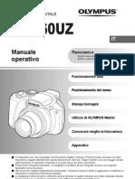 Manuale Olympus Sp 560 Uz