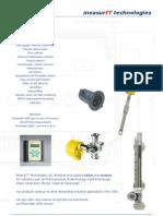 MeasurIT Flexim F601 General Brochure 1004