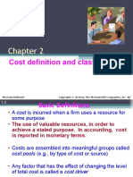 Chap002 Cost Classification