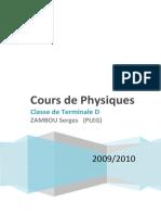 Cours Physiques Td Gravitation