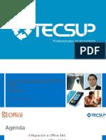 Presentación Cloud 365 - Tecsup