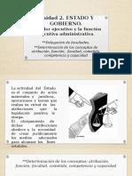 3.- Derecho Administrativo