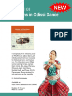 Rhythms in Odissi Dance