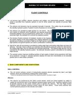 B737-Flight Controls Systems Summary