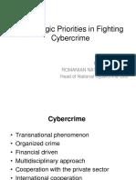 EU Priorities on Fighting Cybercrime