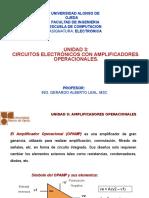 Unidad 3 Circuitos Electrc3b3nicos Con Opamp