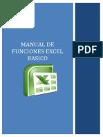 Manual de Funciones Excel Basico