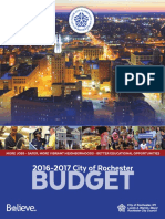 2016-17 Proposed Budget City of Rochester