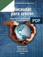 Recaudar Para Crecer Bases Para La Reforma Tributaria en Centroamerica