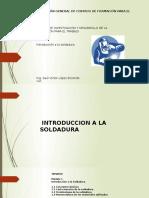 6. Presentación Electrónica SOLDADURA