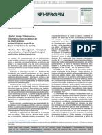 Doctor, Tengo Chikungunya. Sistematización Conceptual de Las Implicaciones Epidemiológicas Específicas Desde La Medicina de Familia