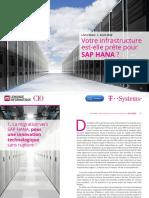 Votre infrastructure est-elle prête pour SAP HANA ?