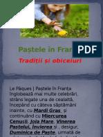 Paștele În Franța - Tradiții Și Obiceiuri