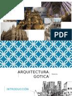 Arquitecctura gotica, Luz y Verticalidad