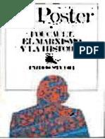 POSTER, Mark. Foucault, Marxismo y Historia_Modo de produccion versus Modo de informacion.pdf