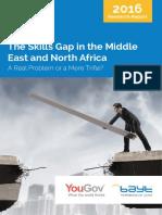 Bayt.com Skills Gap in the Mena Whitepaper 2016 29942 En