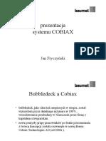 Prezentacja stropów Cobiax