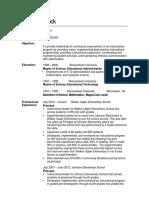 resume-bock