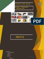 Materieles, Herramientas,Maquinaria Livianas y Pesadas Utilizadas en Arquitectura