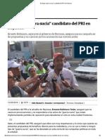 """05-12-2016 Rechaza """"Guerra Sucia"""" Candidato Del PRI en Reynosa"""