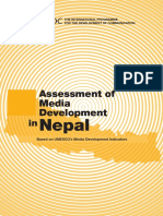 Media Development in Nepal