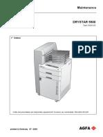 0139-Manuel Maintenance Drystar 5500