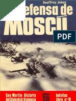 [Editorial San Martin - Batallas nº09] La defensa de Moscú [Spanish e-book][By alphacen].pdf