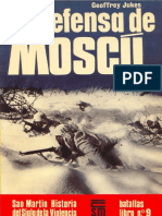 [Editorial San Martin - Batallas nº09] La defensa de Moscú [Spanish e-book][By alphacen].pdf