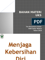 Materi UKS Tim Nusantara Sehat