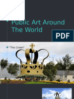 public art project - beh sarah hope michael