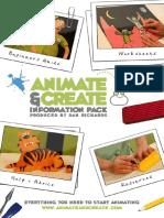 Animate Create