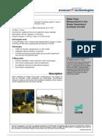 MeasurIT Flexim ADMX7407 Project EDF 0809