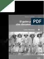 El-Guion-Para-Cine-Documental-Carlos-Mendoza.pdf