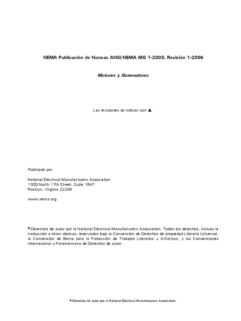 Nema Mg 1 Parte 1a Español