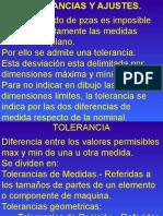 Tolerancias Carlos