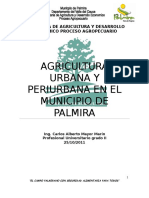 Cartilla Agricultura Urbana y Periurnana Palmira 2011