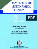 Fundamentos de Termodinamica Tecnica Moran Shapiro