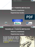 Audio Conferencia - Marzo 2016 - 2a. Puentes de Acero - Presentación - Daniel Quiroga
