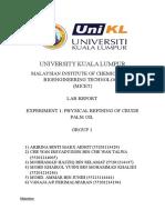 Full Report Exp 1