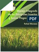 LIBRO Manejo Integrado de Los Principales Insectos y Acaros Plagas Del Arroz