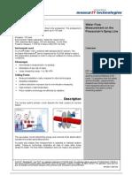 MeasurIT Flexim ADM7407 Project EDF 0906