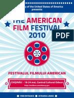 American Film Festival Browure 2010 Web